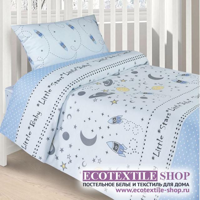 Детское постельное белье Ecotex Kids Сатин-комфорт 11