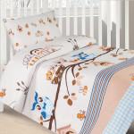 Детское постельное белье Ecotex Kids Сатин-комфорт 12