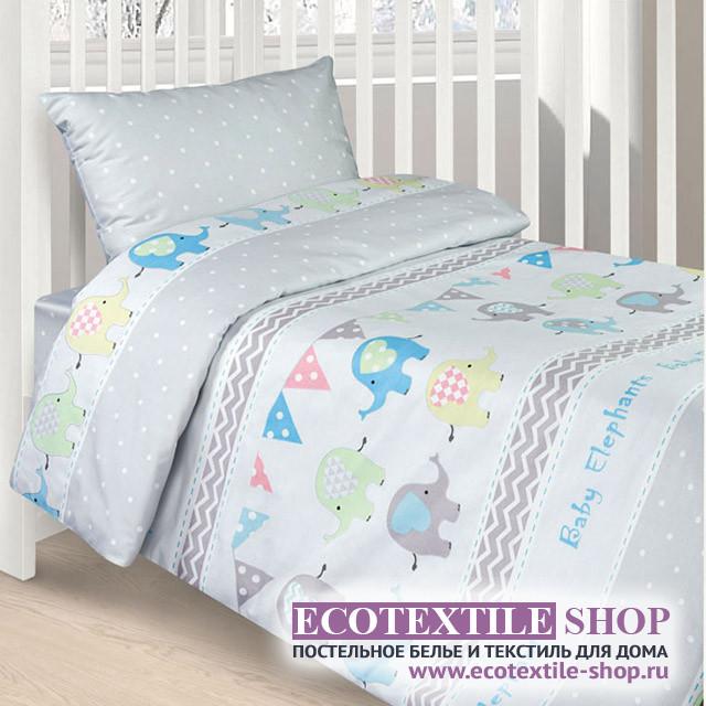 Детское постельное белье Ecotex Kids Сатин-комфорт 13