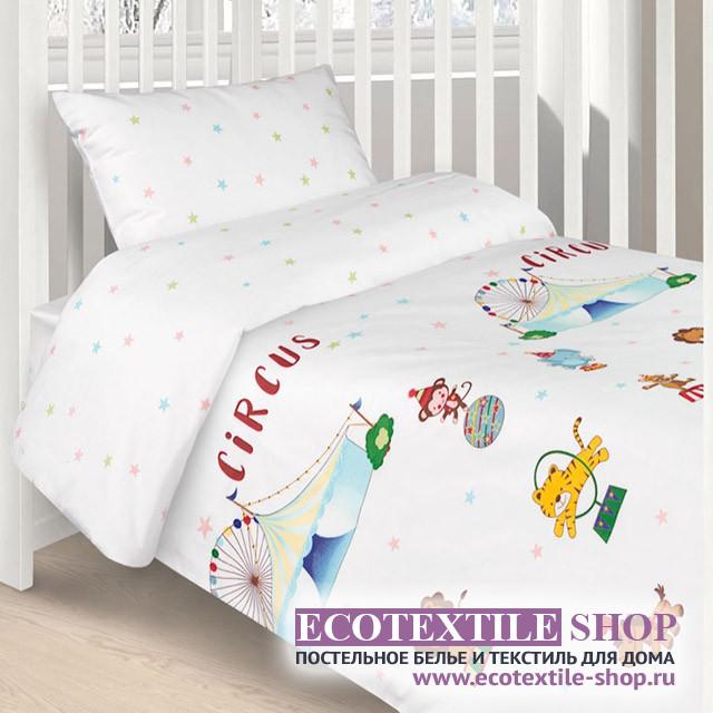Детское постельное белье Ecotex Kids Сатин-комфорт 15