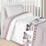 Детское постельное белье Ecotex Kids Сатин-комфорт 16