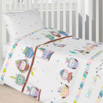Детское постельное белье Ecotex Kids Сатин-комфорт 18