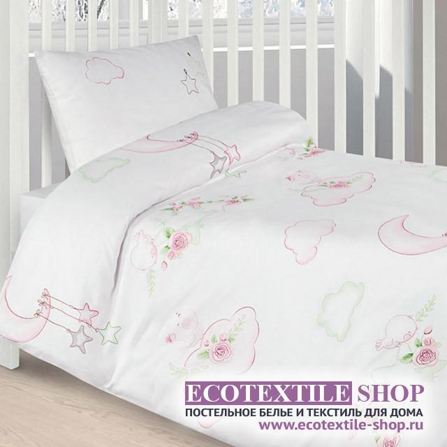 Детское постельное белье Ecotex Kids Сатин-комфорт 21