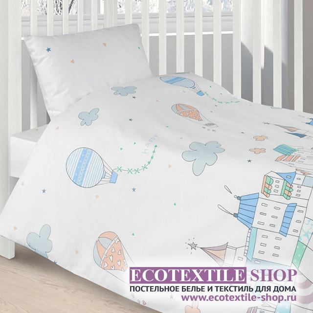 Детское постельное белье Ecotex Kids Сатин-комфорт 22