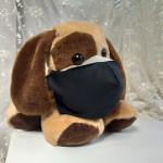 Многоразовая защитная тканевая маска