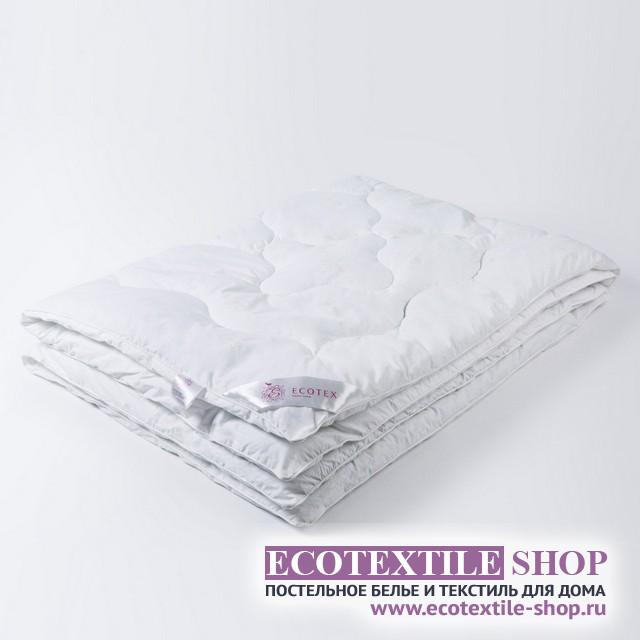 Одеяло Ecotex Лебяжий пух (размер 140х205 см)