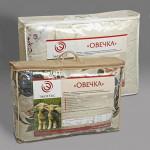 Одеяло Ecotex Овечка облегченное (размер 200х220 см)