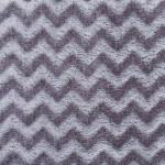 Плед Ecotex Modern темно-серый (размер 180х200 см)
