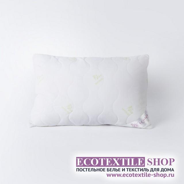 Подушка Ecotex Бамбук премиум (размер 50х70 см)