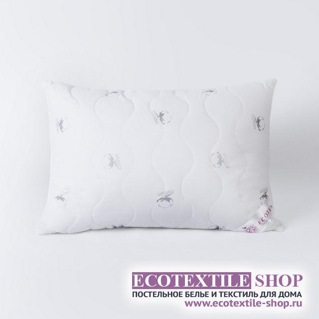 Подушка Ecotex Коттон (размер 50х70 см)