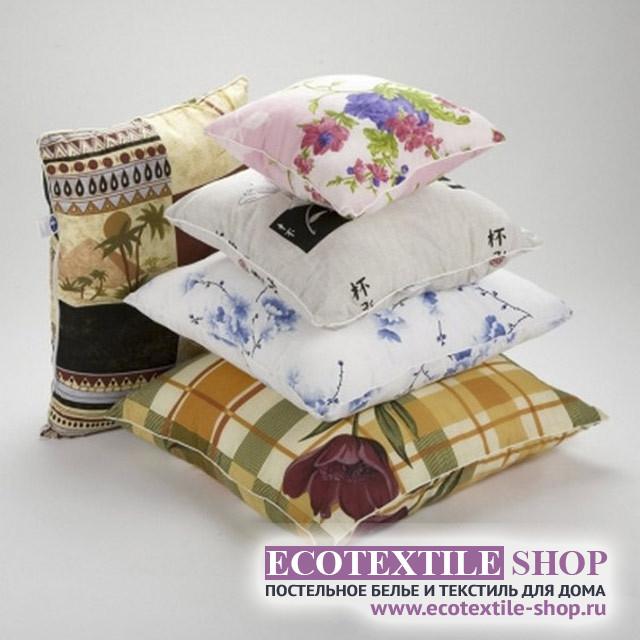 Подушка Ecotex Файбер (размер 50х50 см)