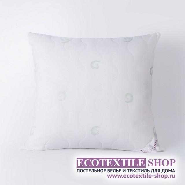 Подушка Ecotex Морские водоросли (размер 70х70 см)