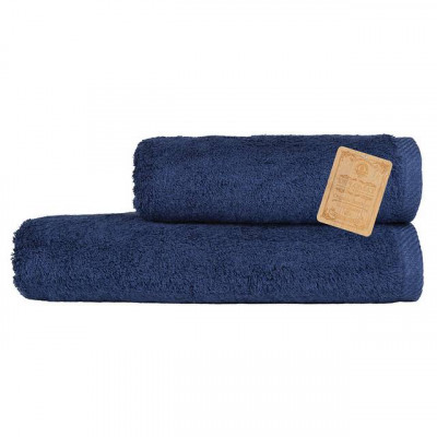 Полотенце Diplomat Темно-синее (размер 50х90 см)