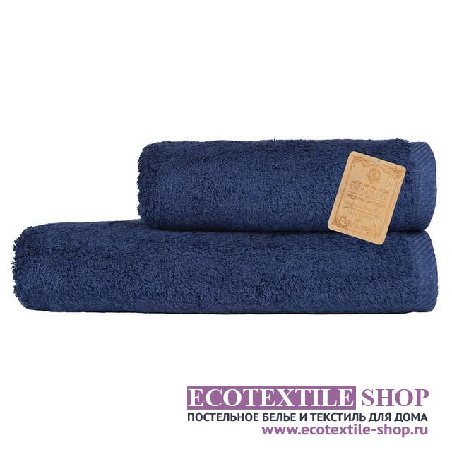 Полотенце Diplomat Темно-синее (размер 70х130 см)