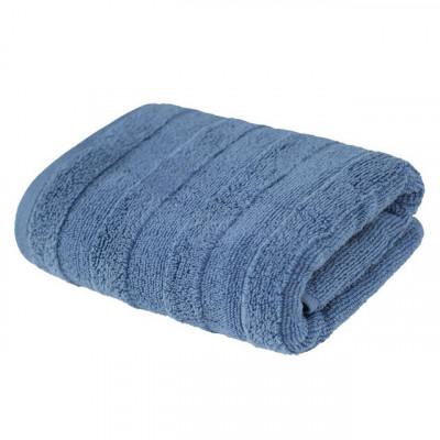 Полотенце Авеню серо-голубой (размер 50х90 см)