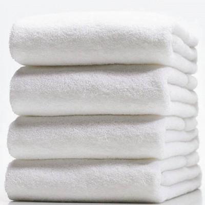Полотенце Отель белый (размер 50х90 см)