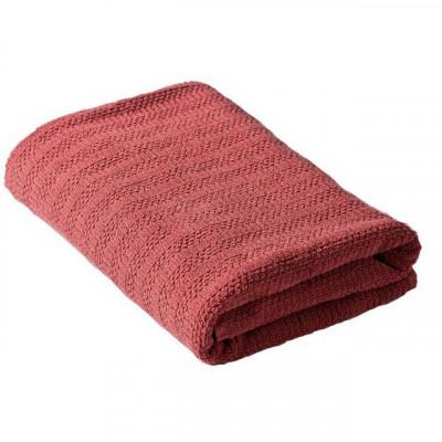 Полотенце Токио карминный (размер 50х90 см)