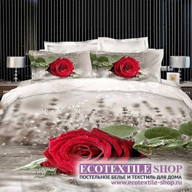Постельное белье Ecotex 3Demica 3D-006 (размер 1,5-спальный)