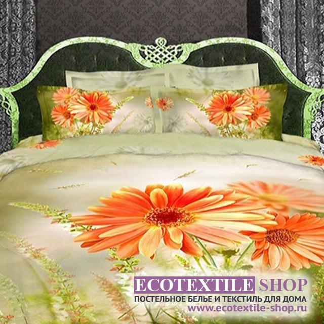 Постельное белье Ecotex 3Demica 3D-008 (размер 1,5-спальный)