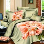 Постельное белье Ecotex 3Demica 3D-010 (размер 1,5-спальный)