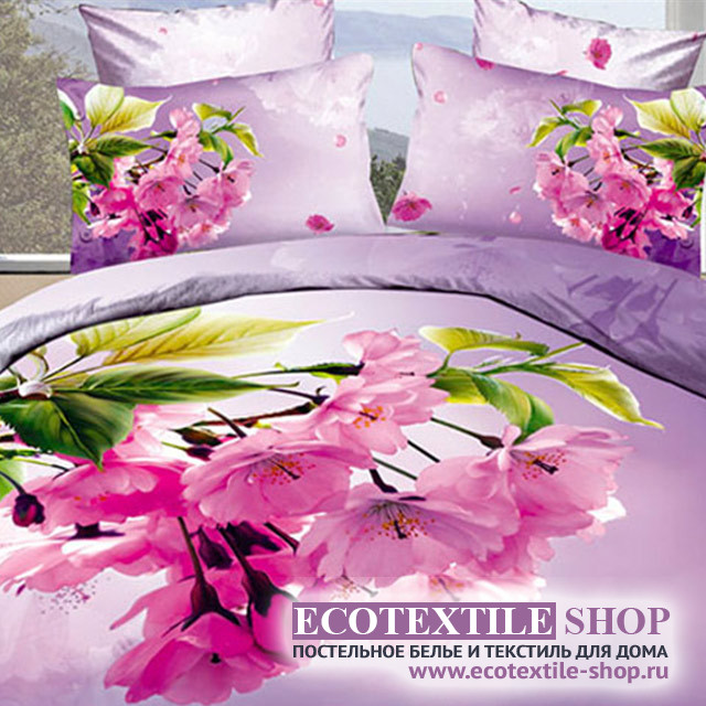Постельное белье Ecotex 3Demica 3D-011 (размер Семейный)