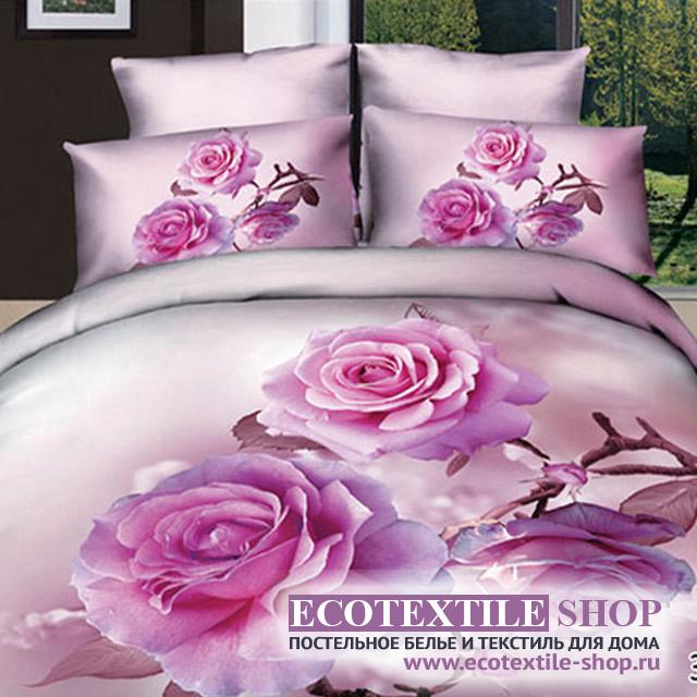 Постельное белье Ecotex 3Demica 3D-012 (размер 1,5-спальный)