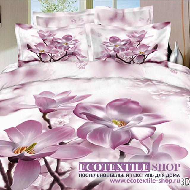 Постельное белье Ecotex 3Demica 3D-013 (размер Семейный)