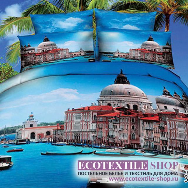 Постельное белье Ecotex 3Demica 3D-018 (размер 2-спальный)