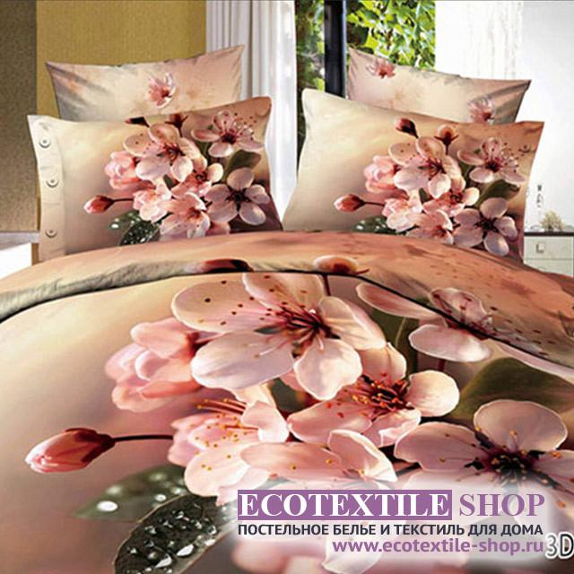 Постельное белье Ecotex 3Demica 3D-021 (размер 2-спальный)