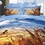 Постельное белье Ecotex 3Demica 3D-024 (размер Евро)