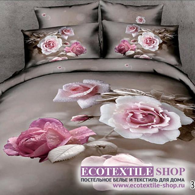 Постельное белье Ecotex 3Demica 3D-028 (размер 1,5-спальный)