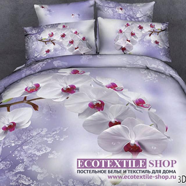 Постельное белье Ecotex 3Demica 3D-030 (размер Евро)