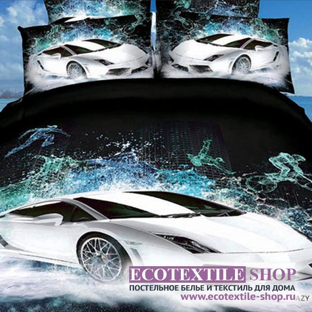 Постельное белье Ecotex 3Demica 3D-031 (размер 1,5-спальный)