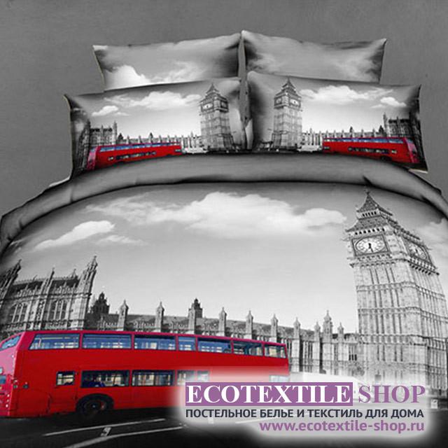 Постельное белье Ecotex 3Demica 3D-034 (размер 2-спальный)