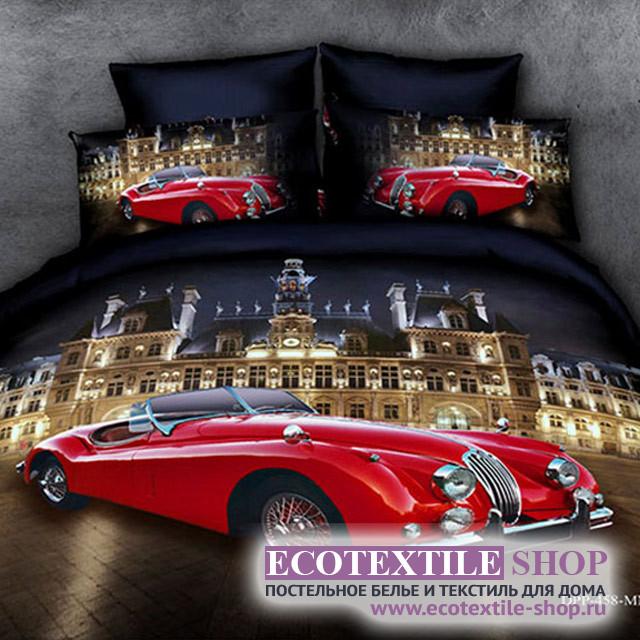Постельное белье Ecotex 3Demica 3D-035 (размер Евро)