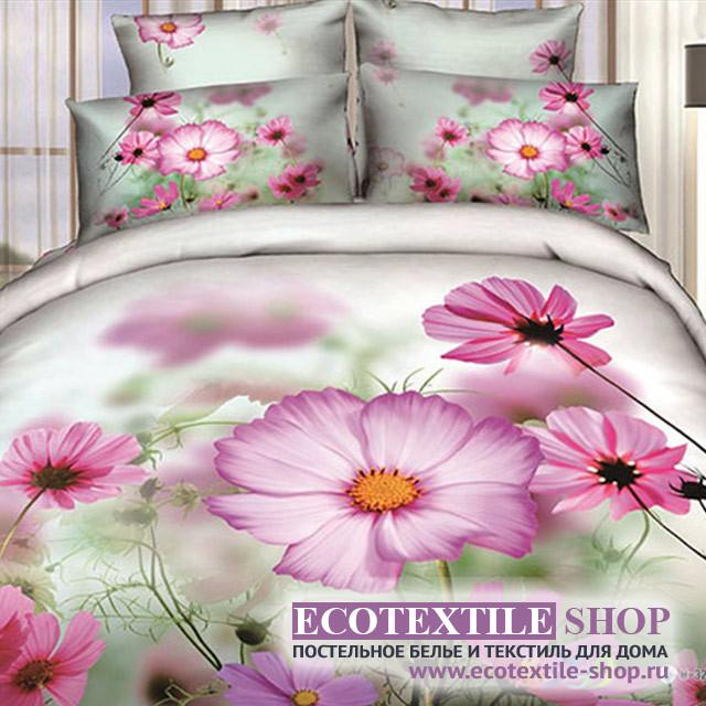 Постельное белье Ecotex 3Demica 3D-037 (размер 1,5-спальный)