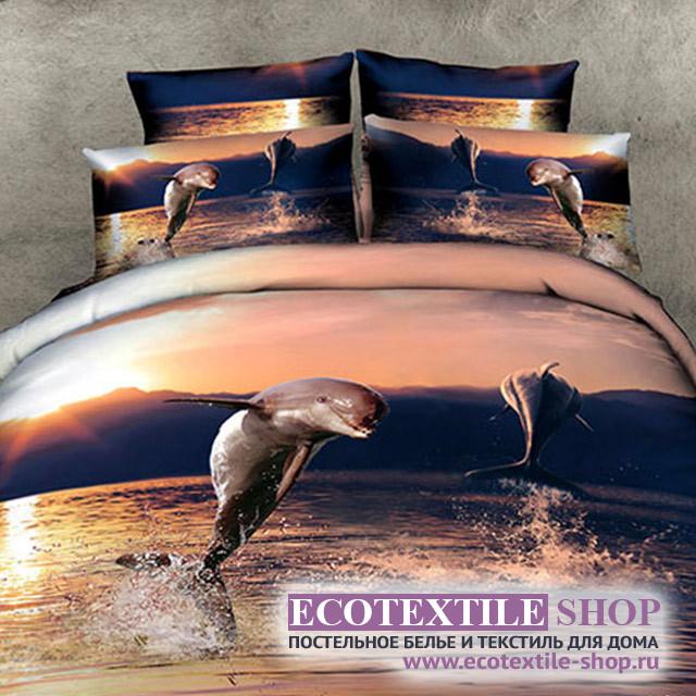 Постельное белье Ecotex 3Demica 3D-039 (размер 1,5-спальный)