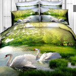 Постельное белье Ecotex 3Demica 3D-041 (размер 1,5-спальный)