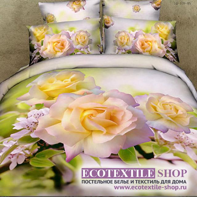 Постельное белье Ecotex 3Demica 3D-045 (размер Семейный)