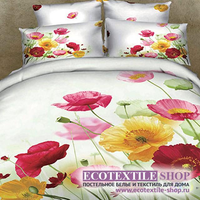 Постельное белье Ecotex 3Demica 3D-046 (размер 1,5-спальный)
