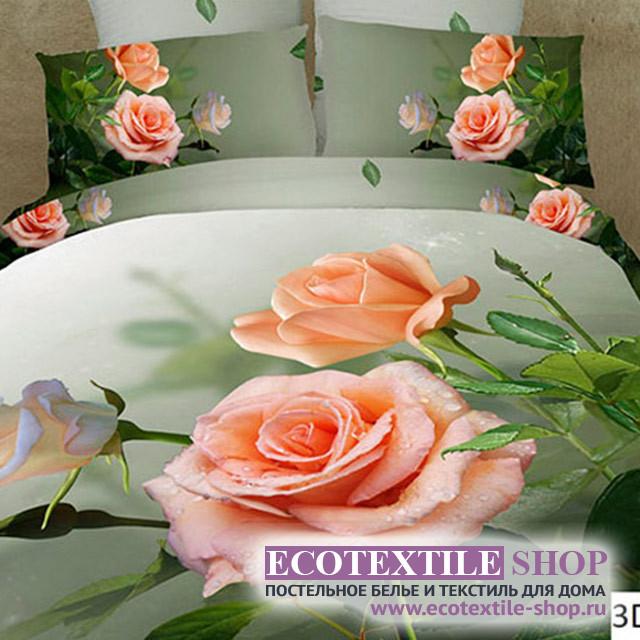 Постельное белье Ecotex 3Demica 3D-050 (размер Семейный)