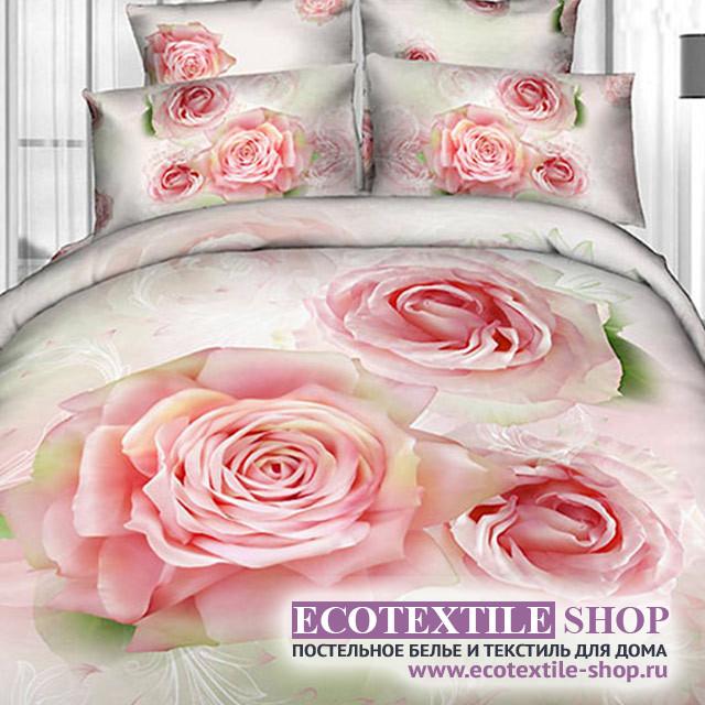 Постельное белье Ecotex 3Demica 3D-053 (размер 2-спальный)