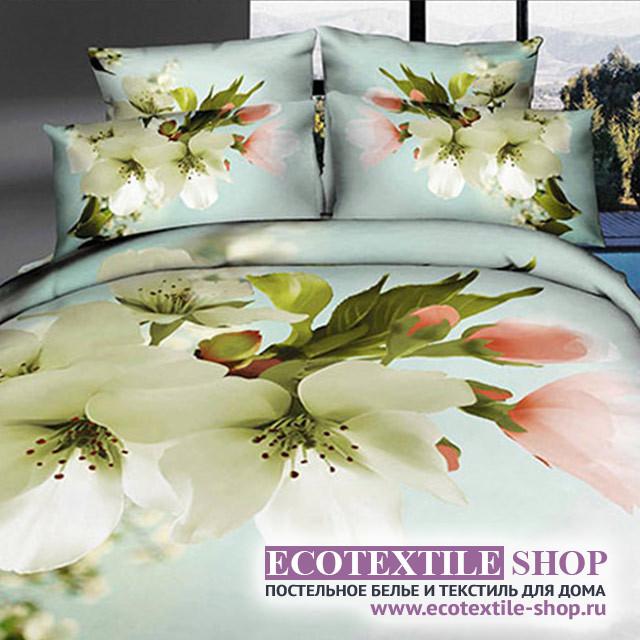 Постельное белье Ecotex 3Demica 3D-054 (размер 1,5-спальный)