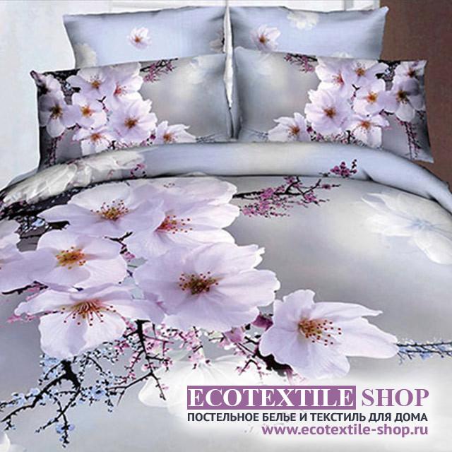 Постельное белье Ecotex 3Demica 3D-055 (размер Семейный)