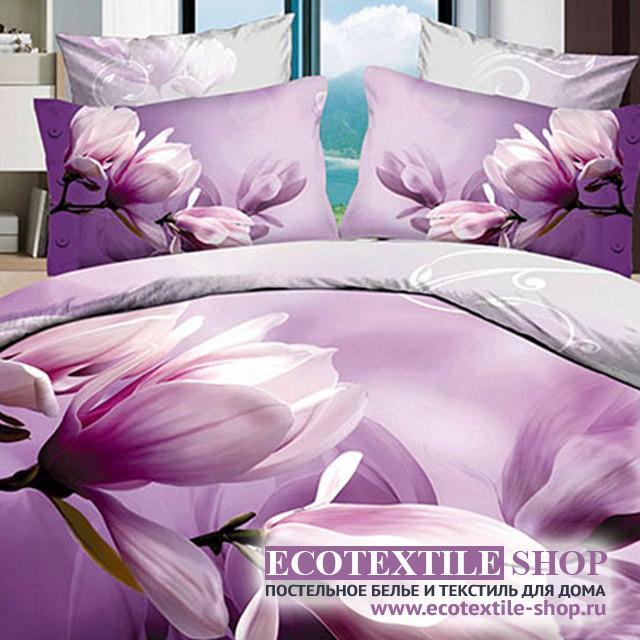 Постельное белье Ecotex 3Demica 3D-056 (размер Евро)