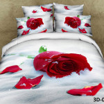 Постельное белье Ecotex 3Demica 3D-057 (размер 1,5-спальный)