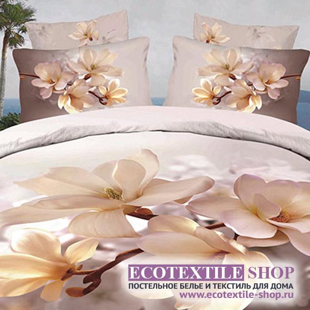 Постельное белье Ecotex 3Demica 3D-058 (размер Евро)