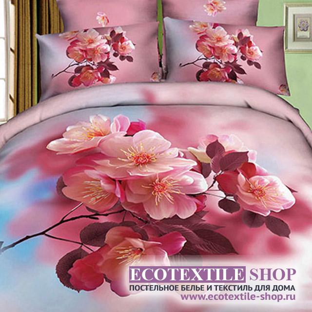 Постельное белье Ecotex 3Demica 3D-059 (размер 2-спальный)