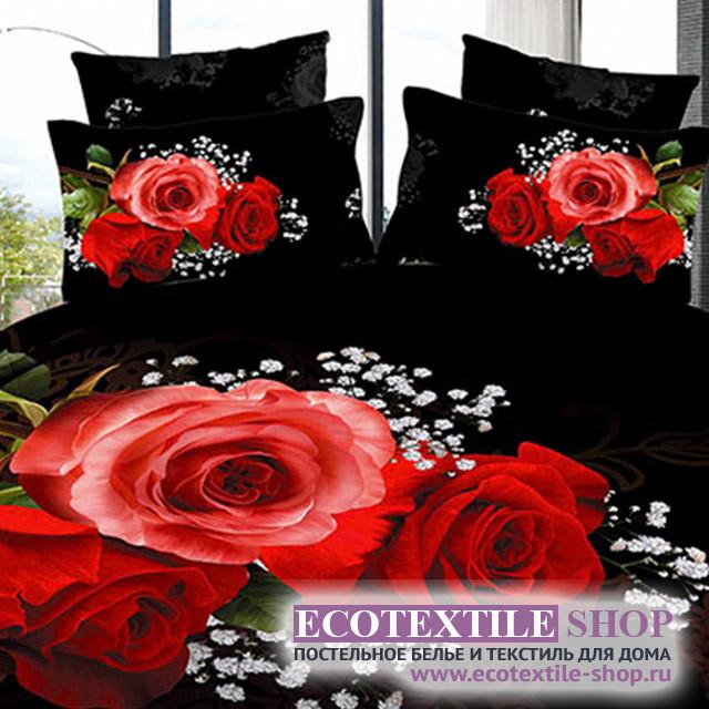 Постельное белье Ecotex 3Demica 3D-061 (размер Евро)