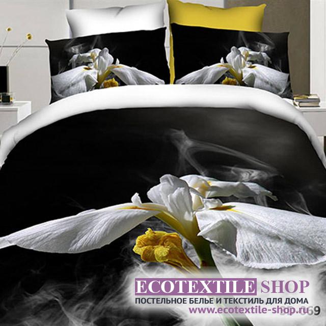 Постельное белье Ecotex 3Demica 3D-069 (размер Евро)